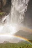 Vernal Falls and Double Rainbow, Yosemite National Park, California