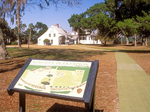 Kingsley Plantation, 18th Century Architecture, Timucuan Ecological and Historic Preserve, Fort George Island, Jacksonville, Florida