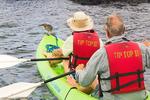 Kayaking in the Galapagos, Galapagos National Park, Ecuador