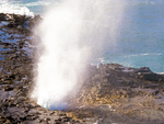 Spouting Horn, Koloa District, Kauai, Hawaiian Islands, Hawaii