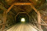 Old Covered Bridge, Sheffield Covered Bridge, Berkshires, Western Mass, Sheffield, Massachusetts