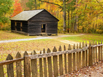 Little Greenbrier School, Great Smoky Mountains National Park, Tennessee