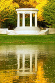 Mary Baker Eddy Memorial, Mount Auburn Cemetery, Cambridge, Massachusetts