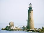 Graves Light Station, Graves Island, Boston Harbor Islands, Massachusetts