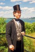Confederate Doctor Charles Macgill, Civil War Reenactor