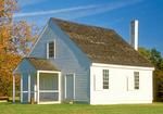 Stonewall Jackson Shrine, Chandler Plantation Fairfield, Guinea Station, American Civil War, Fredericksburg & Spotsylvania National Military Park, Virginia