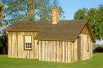 General Grant's headquarters, City Point Unit, Petersburg National Battlefield, American Civil War, Virginia