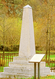 John Brown Monument, Harpers Ferry National Historical Park, West Virginia