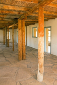 Interior Rooms, Homer Wilson Ranch, Blue Creek Ranch, Chisos Mountains, Chihuahuan Desert, Big Bend National Park, Texas