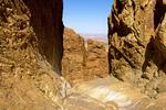 The Window, Window Trail, Oak Creek Canyon, Chisos Mountains, Chihuahuan Desert, Big Bend National Park, Texas