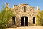 Hot Springs Village Store, Chisos Mountains, Del Carmen Mountains, Chihuahuan Desert, Big Bend National Park, Texas