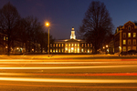 Harvard Business School at Night, Boston, Massachusetts