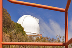 Harlan J. Smith Telescope, McDonald Observatory, University of Texas at Austin, Mount Locke, Davis Mountains, Fort Davis, Texas