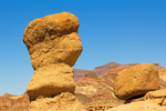 Hoodoos, Big Bend Ranch State Park, Chihuahuan Desert, Lajitas, Texas