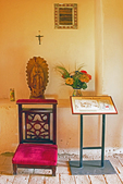 Altar in Dining Room, Fort Leaton State Historic Site, Presidio, Texas