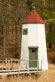 Front Range Light, Kennebec River Light Station, Doubling Point Range Lights, Bath, Maine