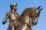 George Washington Statue, Boston Public Garden, Boston, Massachusetts