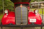 1937 Kenworth Touring Bus, Longmire Historic District, Mount Rainier National Park, Washington
