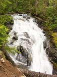 Madcap Falls, Paradise River, Carter Falls Trail, Wonderland Trail, Mount Rainier National Park, Washington