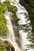 Carter Falls, Paradise River, Wonderland Trail, Mount Rainier National Park, Washington