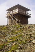 Mount Fremont Fire Lookout, Mount Rainier National Park, Washington