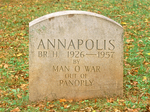 Annapolis Horse Grave, Montpelier, President James Madison Plantation, Orange, Virginia