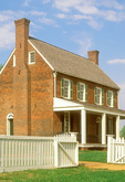 Clover Hill Tavern, American Civil War, Appomattox Court House National Historical Park, Virginia