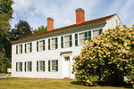 Williams House, 19th Century Architecture, Historic Deerfield, Deerfield, Massachusetts