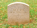 Accra Horse Grave, Montpelier, President James Madison Plantation, Orange, Virginia