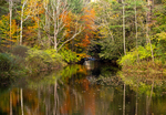 White Marble Dam, Natural Bridge State Park, Mohawk Trail, Berkshires, North Adams, Massachusetts