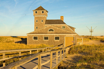Old Harbor U.S. Life Saving Station, Duluth-type Building, Cape Cod National Seashore, Provincetown, Massachusetts