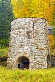 Stone Iron Furnace, White Mountains, Franconia, New Hampshire