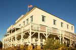 Summit Prospect House on Mt. Holyoke, Joseph Allen Skinner State Park, South Hadley, Massachusetts