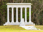 Baron Collier Memorial, Collier-Seminole State Park, Naples, Florida