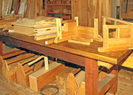 Carpentry Shop, Fort Vancouver National Historic Site, Vancouver, Washington