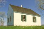 Dunker Church, Antietam National Battlefield, American Civil War Battle of Antietam, Battle of Sharpsburg, Sharpsburg, Maryland