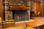 Interior, Bryce Canyon Lodge, Rustic Architectural Style, Bryce Canyon National Park, Utah