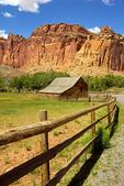 Historic Gifford Farm Barn, Capitol Reef National Park, Fruita, Utah