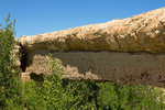 Agate Bridge, Petrified Tree, Petrified Forest National Park, Holbrook, Arizona