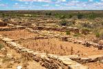 Puerco Ruin, Ancestral Puebloan Pueblo, Petrified Forest National Park, Holbrook, Arizona