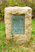 Pilgrim Spring Memorial, Cape Cod National Seashore, Truro, Massachusetts