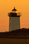 Wood End Light Lookout Station at Sunset, Cape Cod, Provincetown, Massachusetts