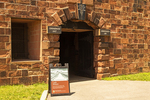Entrance, Castle Williams, Governors Island National Monument, Manhattan, New York