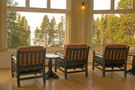 Sunroom, Lake Hotel, Colonial Revival Architecture, Yellowstone National Park, Wyoming