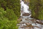 Hidden Falls, Cascade Creek, Grand Teton National Park, Wyoming