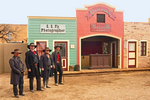 Reenactors, Gunfight at the O.K. Corral, Tombstone, Arizona
