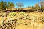 Ruins and Visitor Center, Besh-Ba-Gowah Archaeological Park, Salado Ancestral Puebloan Ruin, Globe, Arizona