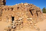 Pueblo Ruins, Besh-Ba-Gowah Archaeological Park, Salado Ancestral Puebloan Ruin, Globe, Arizona