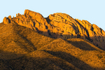 Cochise Head Rock Formation, Chiricahua National Monument, Arizona