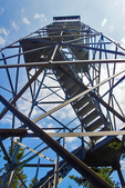 Fire Tower on Mt. Elmore, Elmore State Park, Elmore, Vermont